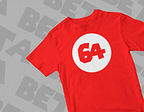 Beta64 YouTube Merch