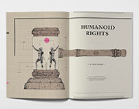 Humanoid Rights Article