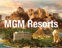 MGM Resorts, Astonishing World campaign