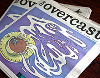 The Overcast - Cover Illustration October 2016