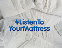 Dunlopillo - Listen To Your Mattress (2015)
