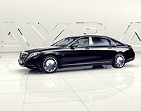 Mercedes Benz S-Class Maybach S600 | FULL CGI |