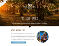 Woodspur Farms Landing Page