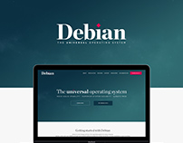 Debian | Identity and Website Redesign
