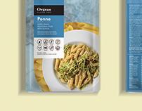 Orgran Packaging - University project