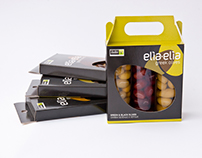 Ladas Olive Products | elia-elia series - Packaging