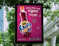 Fanta Sarsi | New KV