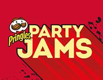 Pringles - Campaign Web Design