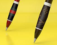 3D Pen renders