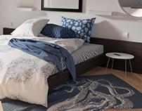 Lugo Bedroom