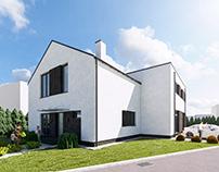 BUILDING - EXTERIOR CGI