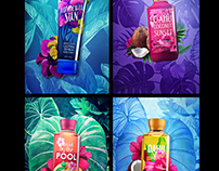 Bath & Body Works Summer!
