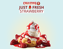 Cold Stone Cremaery facebook posts