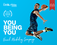 LASIK Vision - You Being You Email Campaign