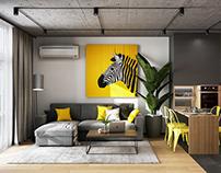 Apartment design Avalon LOFT