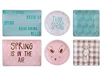 Spring Trinket Trays