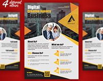Professional Business Flyer PSD Freebie