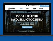 Projekt strony WWW