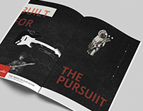 Fender Built For The Pursuit Campaign