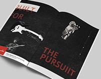 Fender Built For The Pursuit Campaign