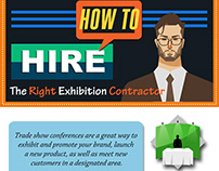How to Hire the Right Exhibition Contractor
