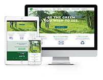 Website Design: Greenhance