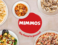 Mimmos rebrand