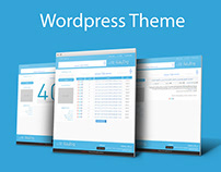 Wazifa theme - Wordpress theme