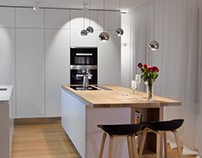 White paradise by GAO architects