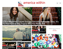 America Within Website