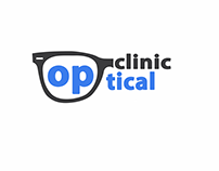 Optical Clinic Logo