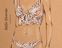 Illustrations for Intima Magazines