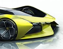 Lamborghini #Lambochallenge FINAL