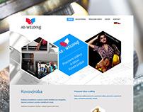 Webové stránky z oblasti strojírenství