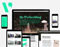 Webdesign: De Verbeelding