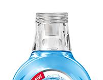 Sensodyne Mouthwash Bottle