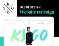 Kygo redesign