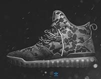 Adidas TUBULAR - Product Photography