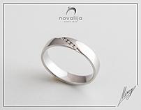 Novalija Jewellery Potography Concept 2017