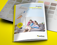 WEBER - Interior Color Chart