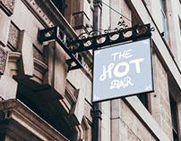 The Hot Bar Branding