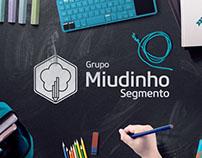 Website - Grupo Miudinho Segmento