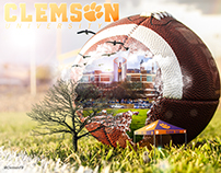 Clemson University 2: by Brett Gemas