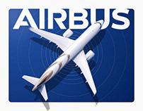 Airbus Corporate Web Estate