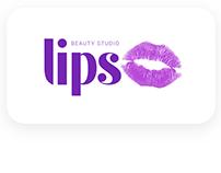Logo for Beauty Studio LIPS
