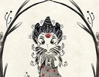 lady bird queen