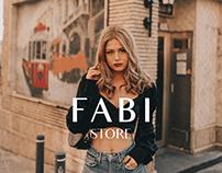 Identidad Visual - Fabi Store
