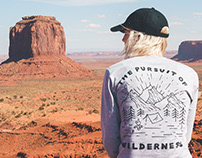 Designs for KeepItWildCo's Fall 2017 Collection