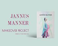 Jannus Manner Project 1: Makeover Book