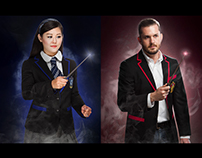 Harry Potter Blazer Collection for Ukonic